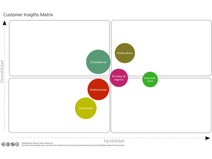 Customer Insights Matrix web III