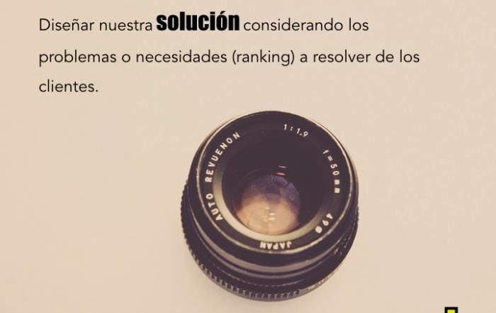 Diseña solución