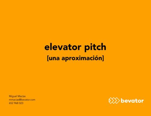 Cómo conseguir atraer la atención con tu elevator pitch