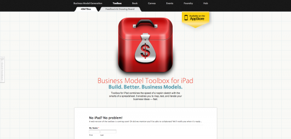 BusinessModelToolBox